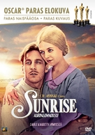 Sunrise: A Song of Two Humans - Finnish DVD cover (xs thumbnail)