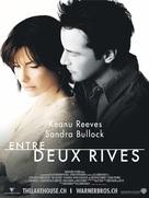 The Lake House - Swiss Movie Poster (xs thumbnail)