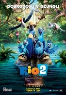 Rio 2 - Slovenian Movie Poster (xs thumbnail)