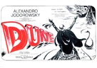 Jodorowsky's Dune - French Movie Poster (xs thumbnail)