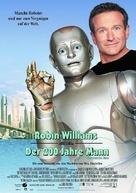 Bicentennial Man - German Movie Poster (xs thumbnail)