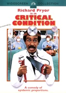 Critical Condition - DVD cover (xs thumbnail)