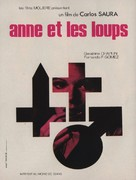 Ana y los lobos - French Theatrical movie poster (xs thumbnail)