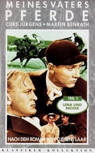 Meines Vaters Pferde, 1. Teil: Lena und Nicoline - German VHS cover (xs thumbnail)
