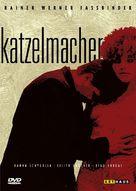 Katzelmacher - German DVD cover (xs thumbnail)