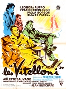 I vitelloni - French Movie Poster (xs thumbnail)