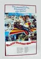 Chitty Chitty Bang Bang - German Movie Poster (xs thumbnail)