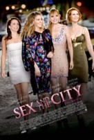 Sex and the City - Dutch Movie Poster (xs thumbnail)