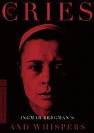Viskningar och rop - DVD cover (xs thumbnail)