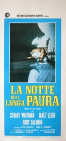 Night of the Lepus - Italian Movie Poster (xs thumbnail)
