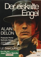 Le samouraï - German Movie Poster (xs thumbnail)