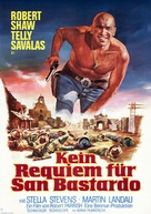 A Town Called Bastard - German Movie Poster (xs thumbnail)