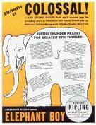 Elephant Boy - Movie Poster (xs thumbnail)