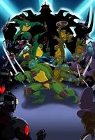 Teenage Mutant Ninja Turtles: Turtles Forever - Key art (xs thumbnail)