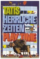 Play Time - German Movie Poster (xs thumbnail)