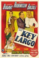 Key Largo - Australian Movie Poster (xs thumbnail)