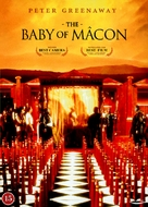 The Baby of Mâcon - Danish DVD cover (xs thumbnail)