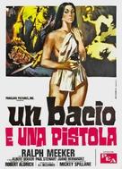 Kiss Me Deadly - Italian Movie Poster (xs thumbnail)