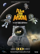 Fly Me to the Moon - Movie Poster (xs thumbnail)