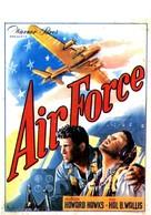 Air Force - Belgian Movie Poster (xs thumbnail)