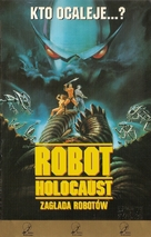 Robot Holocaust - Polish VHS cover (xs thumbnail)