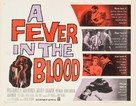 A Fever in the Blood - Movie Poster (xs thumbnail)