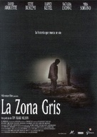 The Grey Zone - Spanish Movie Poster (xs thumbnail)