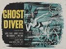 Ghost Diver - British Movie Poster (xs thumbnail)