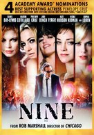 Nine - Canadian DVD movie cover (xs thumbnail)