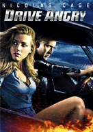 Drive Angry - DVD cover (xs thumbnail)