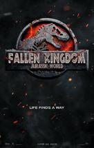 Jurassic World: Fallen Kingdom - Movie Poster (xs thumbnail)