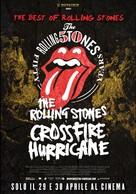 Crossfire Hurricane - Italian Movie Poster (xs thumbnail)