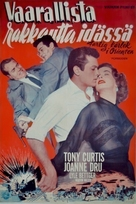 Forbidden - Finnish Movie Poster (xs thumbnail)