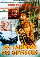 Ulisse - German Movie Poster (xs thumbnail)