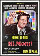 Hi, Mom! - Italian Movie Poster (xs thumbnail)