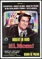 Hi, Mom! - Italian Movie Poster (xs thumbnail)