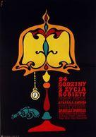 24 heures de la vie d'une femme - Polish Movie Poster (xs thumbnail)