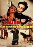 Violenza in un carcere femminile - German Movie Poster (xs thumbnail)