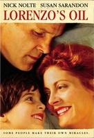 Lorenzo's Oil - DVD movie cover (xs thumbnail)
