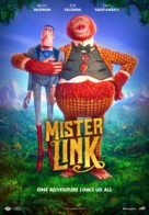 Missing Link - Swiss Movie Poster (xs thumbnail)