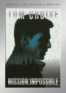 Mission Impossible - DVD cover (xs thumbnail)