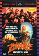 Dawn of the Dead - German DVD cover (xs thumbnail)