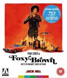 Foxy Brown - British Blu-Ray cover (xs thumbnail)