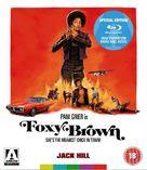 Foxy Brown - British Blu-Ray movie cover (xs thumbnail)