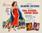 The Angel Wore Red - Movie Poster (xs thumbnail)