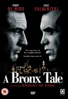 A Bronx Tale - British DVD movie cover (xs thumbnail)