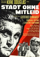 Town Without Pity - German Movie Poster (xs thumbnail)