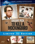 To Kill a Mockingbird - Belgian Movie Cover (xs thumbnail)