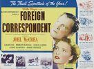 Foreign Correspondent - poster (xs thumbnail)