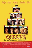 Reinas - Movie Poster (xs thumbnail)
